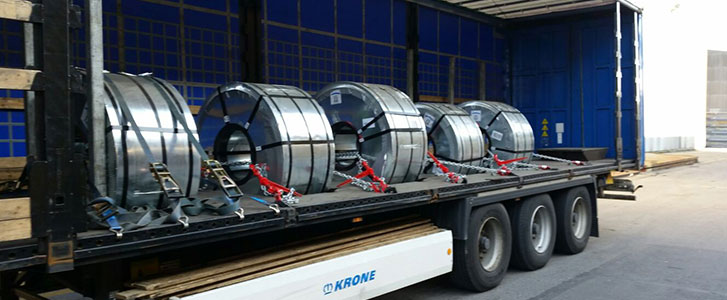 Coiltransport Wessels