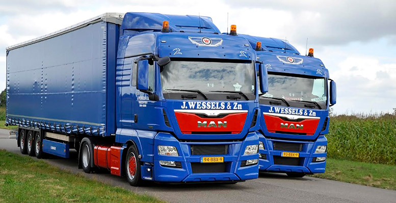 Transport België